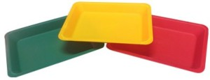 4S-CP Co-polymer Tray from Cook's Correctional