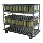 TGS48-3-C-AF SS HD Tray Drying Rack from Useco