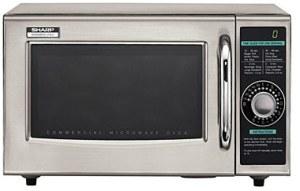 Sharp R-21LCF Microwave