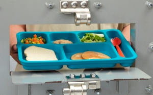 Meal Serving in Corrections