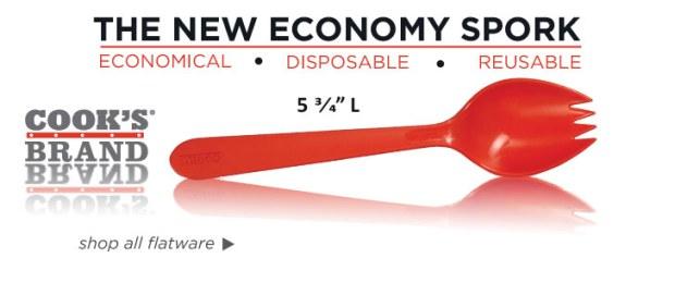 Cook's Brand Economy Spork
