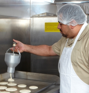 Cook's Correctional Pancake Batter Dispenser