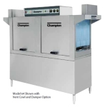 Champion 86-PW E-Series Dishwasher with Prewash
