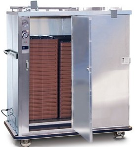 """Cook's 46-7/20""""H Non-Heated/Insulated Ironman Tray Hauler"""