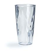 polycarbonate plastic glassware