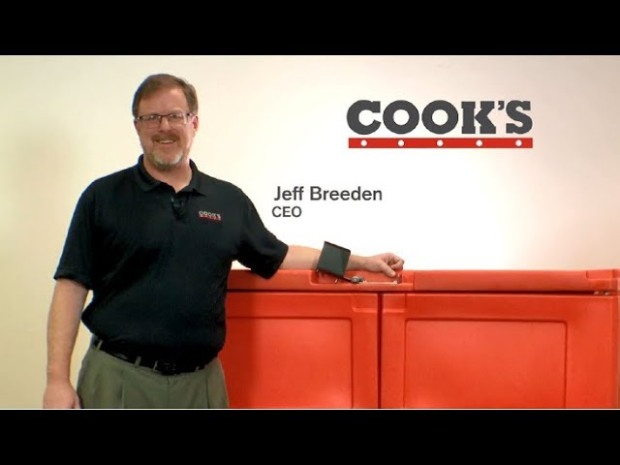 Cook's Brand Rhino M-102 Video