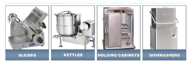 Correctional Kitchen Equipment from Cook's
